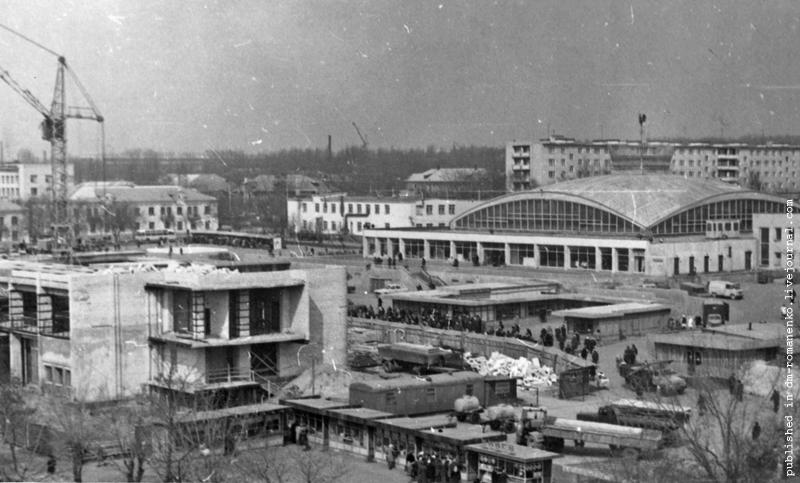 базарная площадь в Белгороде