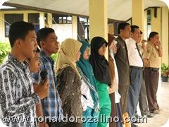 OSIS SMA Pintar Mengadakan Class Meeting Bertepatan Dengan Tahun Baru Hijriyah 1431 H