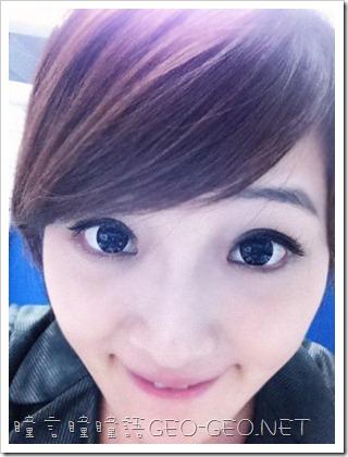 GEO隱形眼鏡-MIMO鑽石甜心灰-8