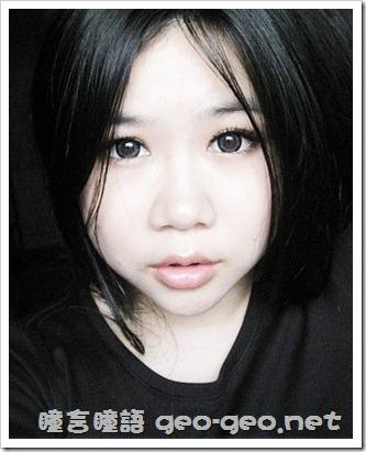 Amanda分享-天使巨目咖★天使巨目灰★水汪汪的無辜大眼睛★