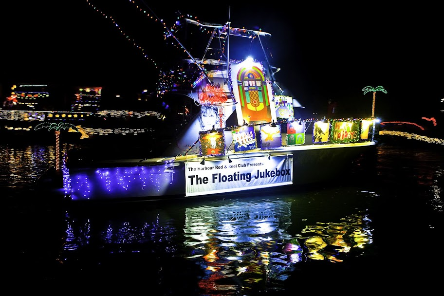 2009 Huntington Harbour Boat Parade