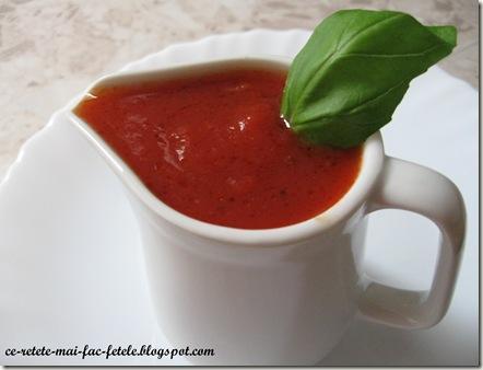 Articole culinare : Sos de roşii pentru pizza