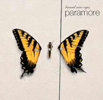 brand new eyes paramore. título quot;Brand New Eyesquot; y