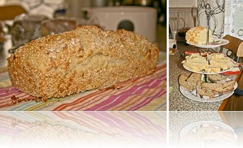 pain de martain rostbröd