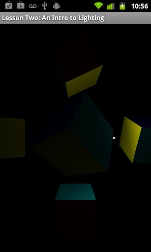 OpenGL ESの例