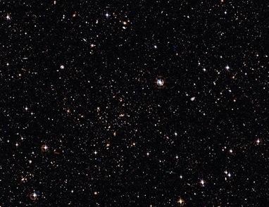 agrupamento de galáxias