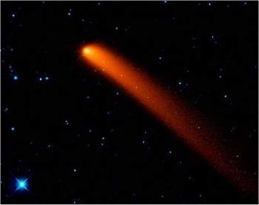 cometa siding spring