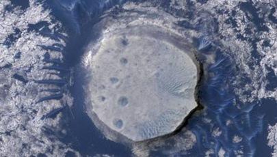 cratera invertida