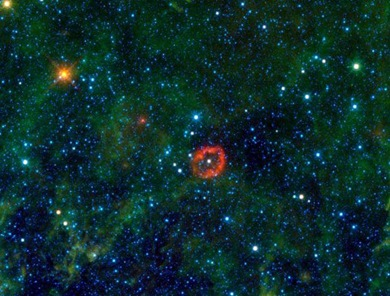 v385 carinae