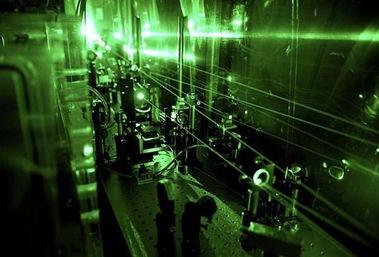proton laser