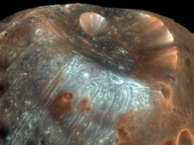 cratera stickney