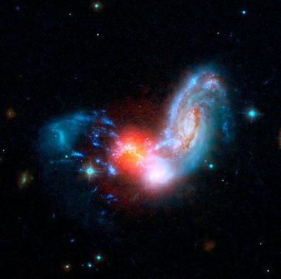 galáxia II ZW 096