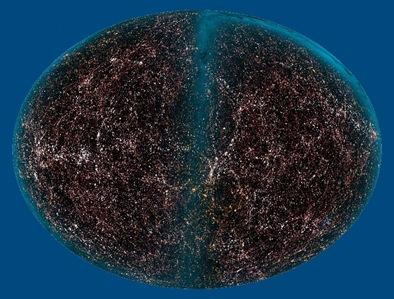 2mass - milhões de galáxias