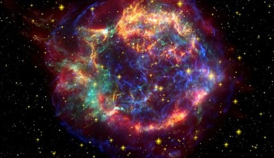 supernova Cassiopeia A