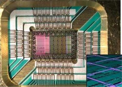 processador quântico de 128 qubits