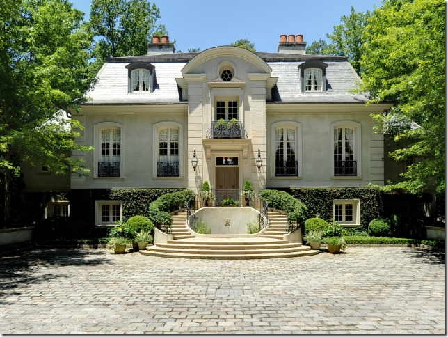 inspire new on the market a french style home featured in veranda