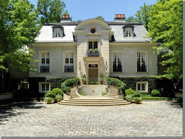 Things that inspire more french style houses for French inspired homes