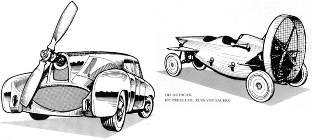 34yhethbf Cars with Propellers: An Illustrated Overview