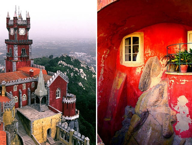 ryjrstrstfrtjtf Amazing 3D Graffiti Art, Castles and buildings : Part 2