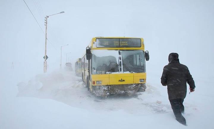 La dura vida en Siberia, Rusia ...