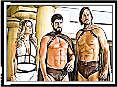 Meet the Spartans 2008