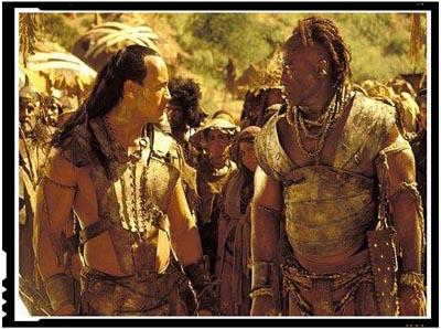 The Scorpion King 2002
