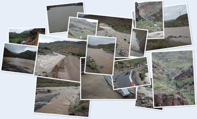 Ver Barrancos y presas 1 Febrero 2010 Gran Canaria