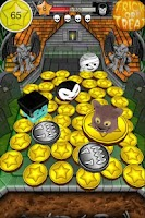 Screenshot of Coin Dozer Halloween