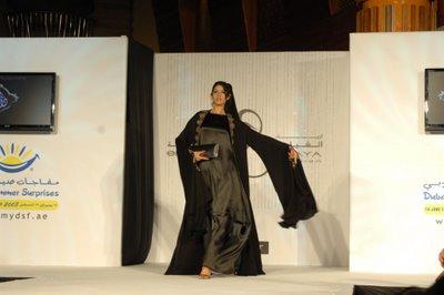 Dubai Abaya Fashion on Sheila And Abaya Fashion Show Dubai   Wonfun