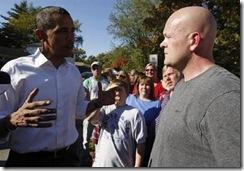 Obama - Joe the Plumber