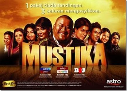 astro Mustika