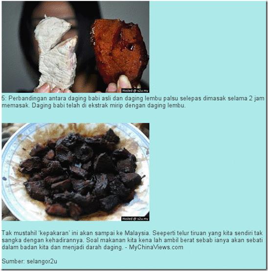 Daging lembu palsu 3