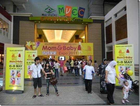 mom baby expo 1