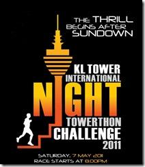 KL Tower Night Towerthon