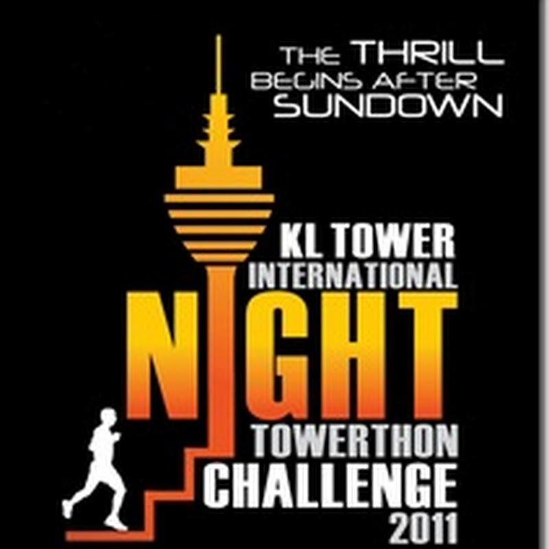 2,058 Anak Tangga Menara Kuala Lumpur Berjayaku Daki
