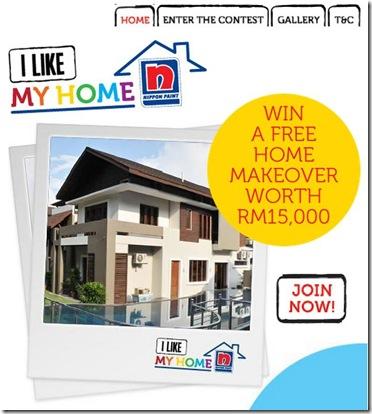 i like my home contest 1