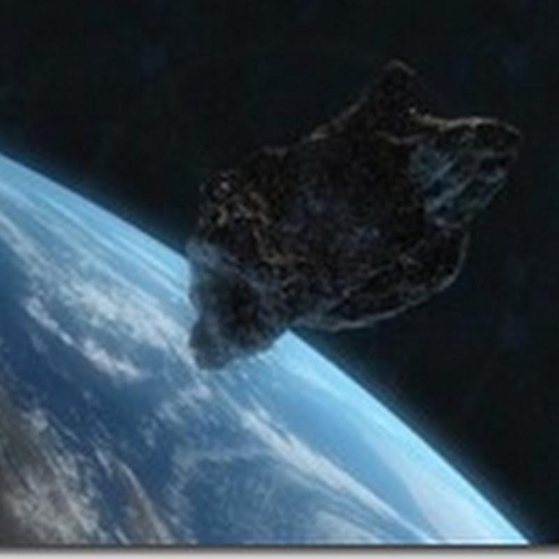 Encuentran por primera vez agua en un asteroide