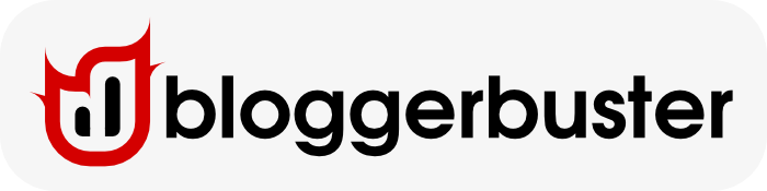Blogger BusterLogo