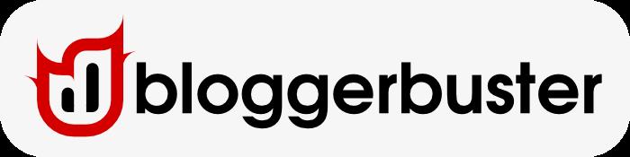Blogger BusterLogo