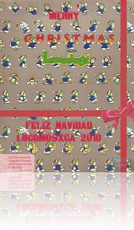 navidad lemmings copia