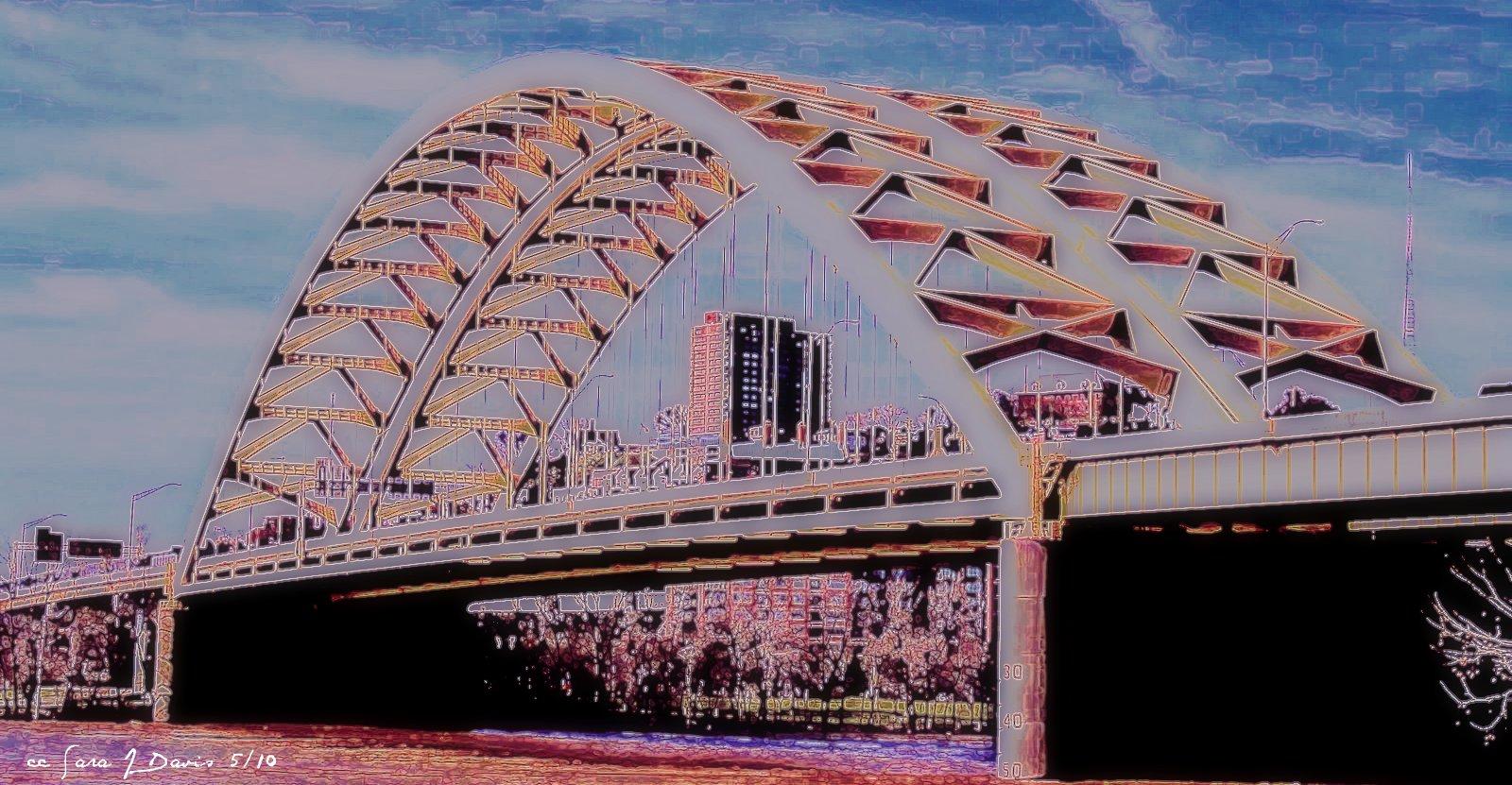 cincinnati daily photo cincinnati big mac bridge
