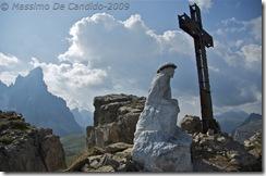 Cristo Pensante - Vetta del Monte Castellazzo