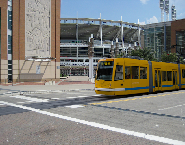 The Streetcar will also bring riders to the Reds Hall of Fame in the off season.