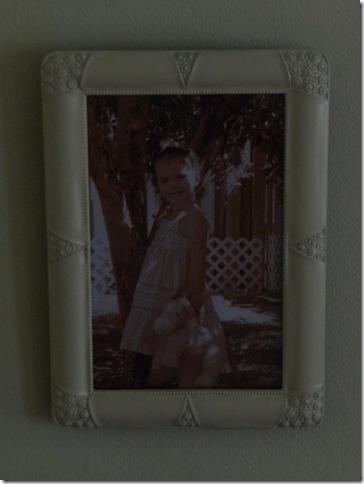 rhinestone frame