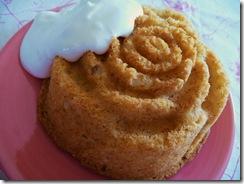 Hazelnut Baby Cake