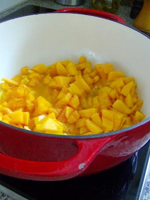En guete mermelada de kaki y naranja for Azucar gelificante