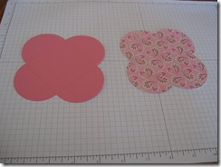 Step 1 Petal Card Heart