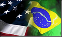 Brasil versus EUA