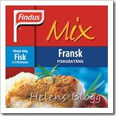 Findus Mix Fransk Fiskgrattäng