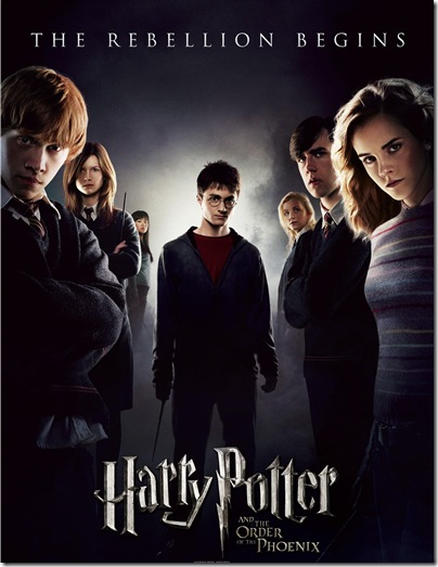 Harry Potter and the Prder of the Phoenix